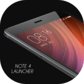 Xiaomi Redmi Note 4 Launcher