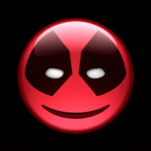 DEADPOOL Movie Emojis