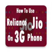 Use JIO 4G SIM in 3G Handset
